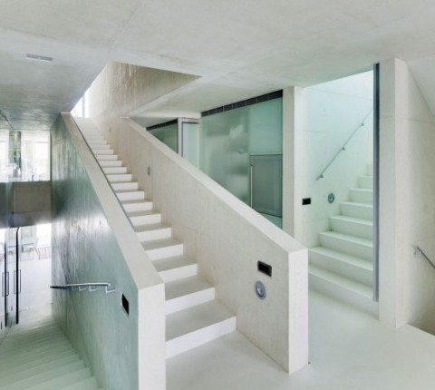 astonishing-jellyfish-house-in-marbella-malaga-spain-with-white-concrete-stairs-and-lighting-stairs-also-stainless-stairs-railings-plus-concrete-floor-and-white-concrete-walls-for-sectio-1
